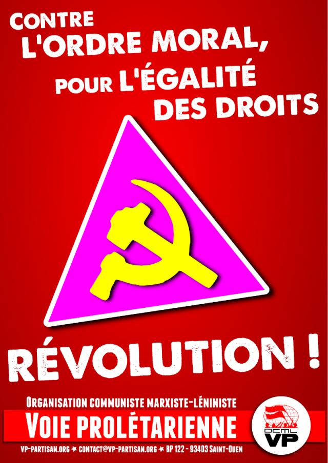 Tracts et déclarations de l'OCML-VP Affiche-lgbti-vp