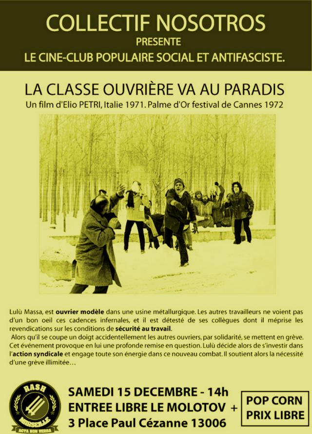 la classe ouvriere va au paradis molotov