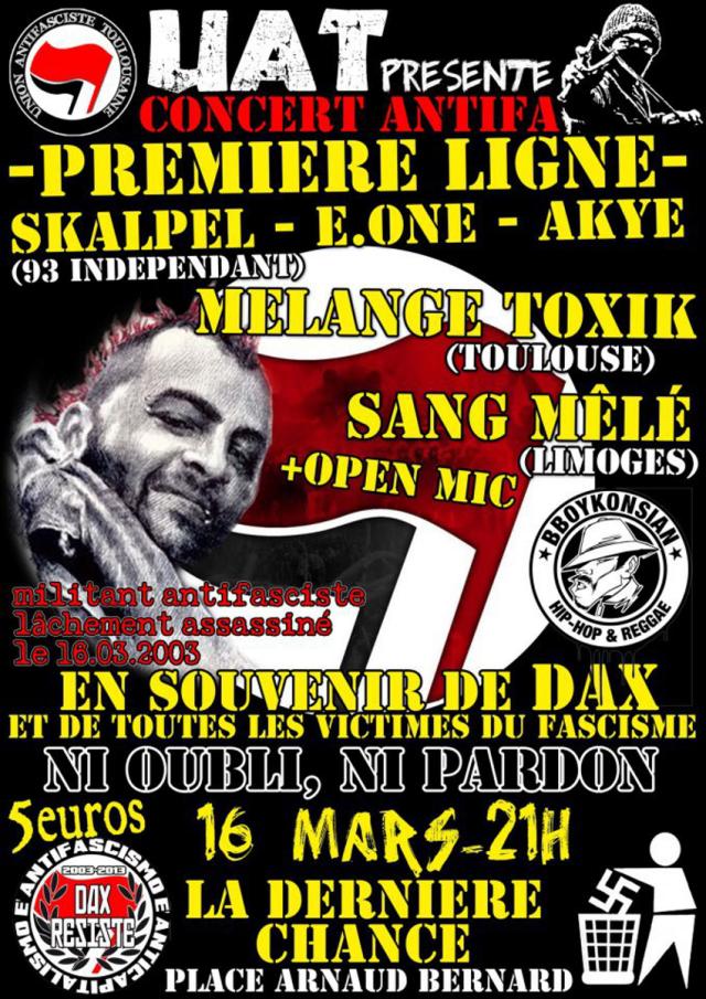 concert UAT Dax