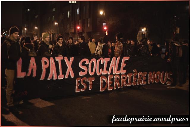 paix sociale