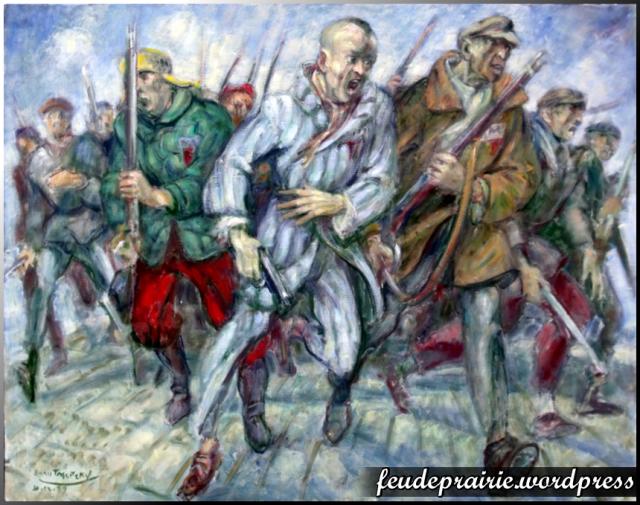 insurrection buchenwald
