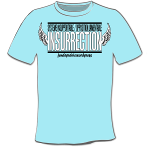 t-shirt insurrection