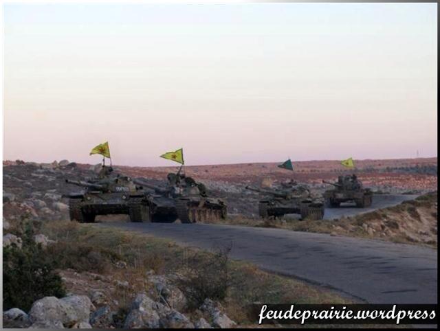 YPG tanks