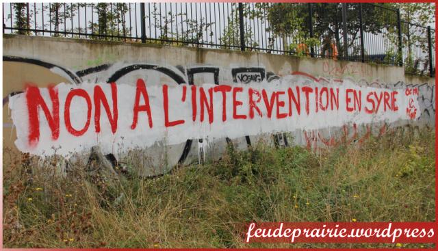 blog graff non intervention syrie