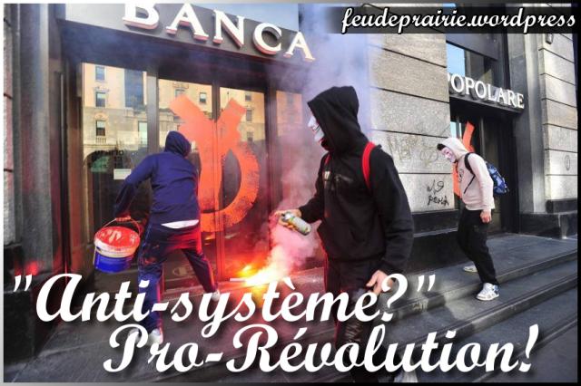 Italy riot